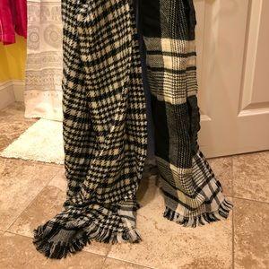 Big, warm scarf